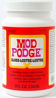 Adeziv decoupage 3-in-1 Mod Podge Gloss, 236ml