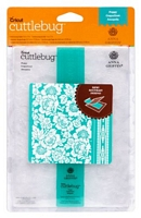 Anna Griffin Embossing Folder and Border, Poppy, Provocraft