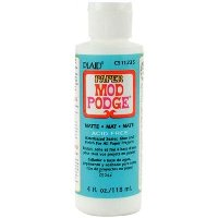 Adeziv 3-in-1 Paper Mod Podge Matte, 118ml