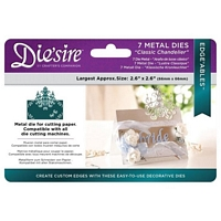 Matrite Diesire Edgeables Classic Chandelier, Crafters Companion