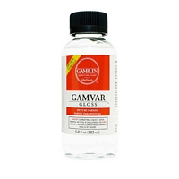Vernis lucios, Gamvar Varnish Gloss, 125 ml, Gamblin