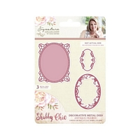 Matrita Shabby Chic Antique Frames, Crafters Companion