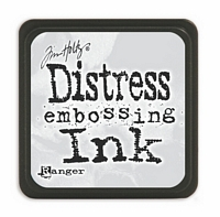 Tusiera embosare Distress Mini Embossing Ink Pad, Ranger Ink