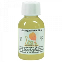Medium glazurare Light, 125ml, Zest-it